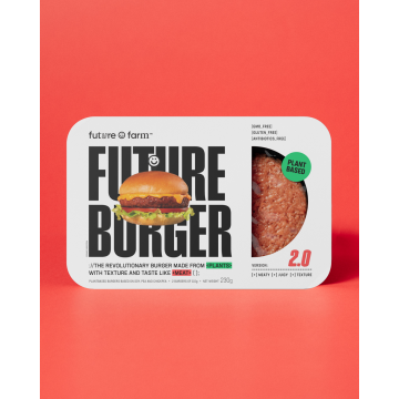 FUTURE FARM BURGER X2 230G...