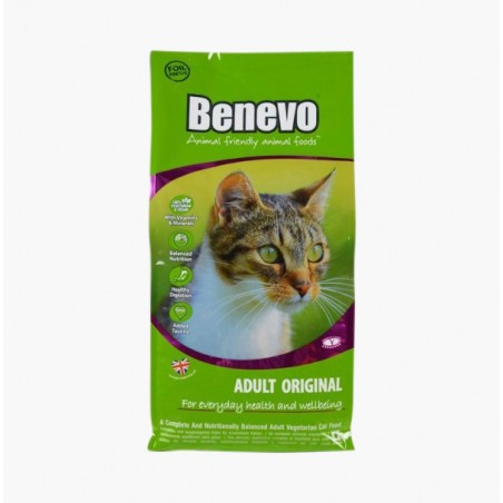 CROQUETTES CHAT 2KG - BENEVO