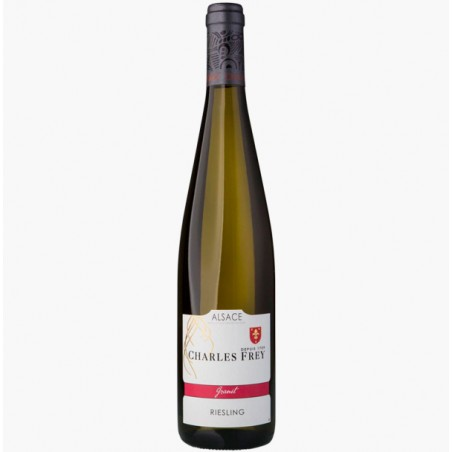 RIESLING ALSACE AOP 750ML - DOMAINE CHARLES FREY