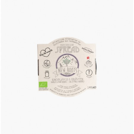 FREE THE COW TARTINABLE AIL & FINES HERBES 130G - NEW ROOTS