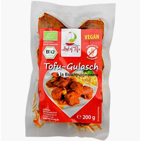 GOULASH DE SOJA 200G - LORD OF TOFU