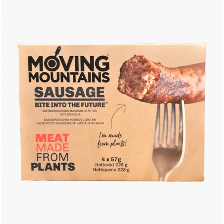 SAUCISSES 54GX4 228G - MOVING MOUNTAINS