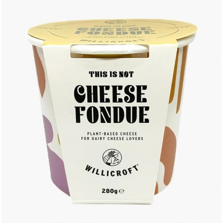 THIS IS NOT CHEESE FONDUE - WILLICROFT